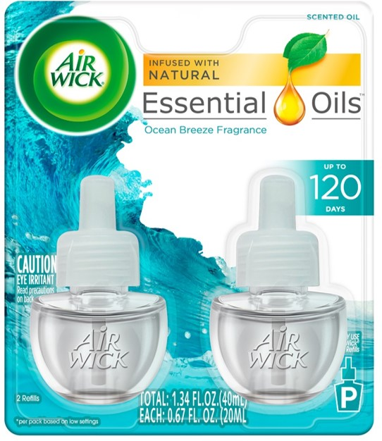 AIR WICK® Scented Oil - Ocean Breeze
