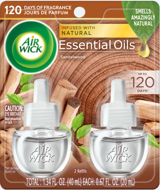 AIR WICK® Scented Oil - Sandalwood