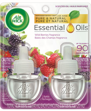 AIR WICK Scented Oil  Wild Berries Photo