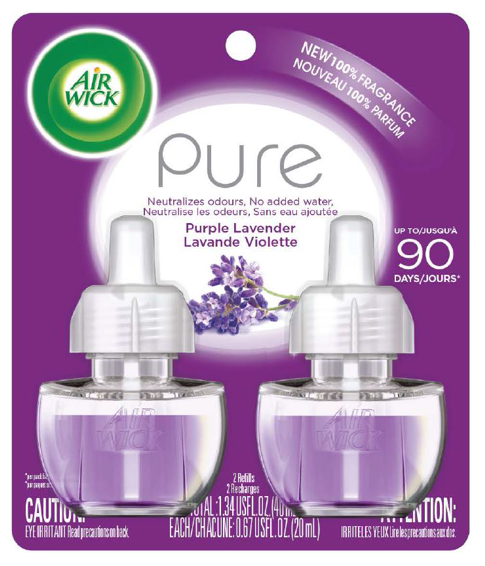 AIR WICK® Scented Oil - Purple Lavender