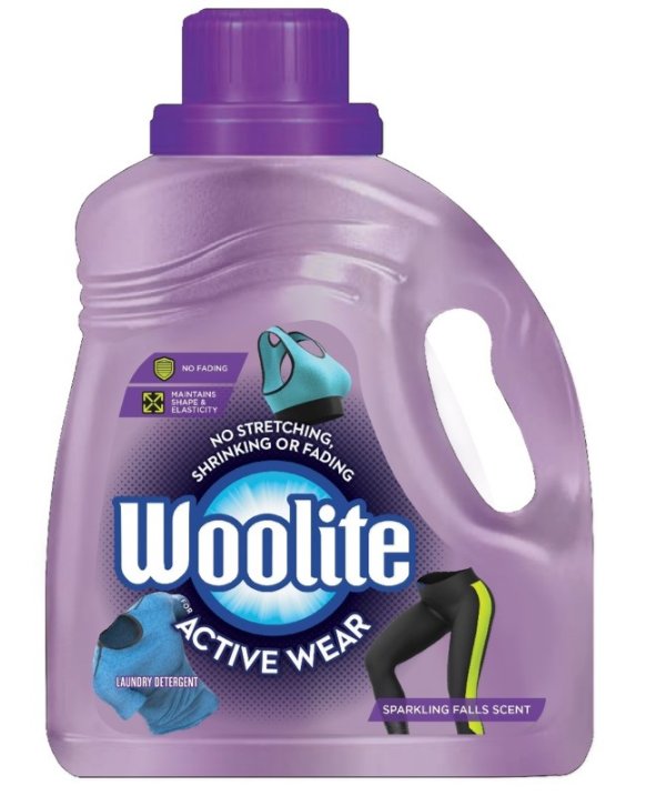 WOOLITE® Active Wear - Sparkling Falls Scent