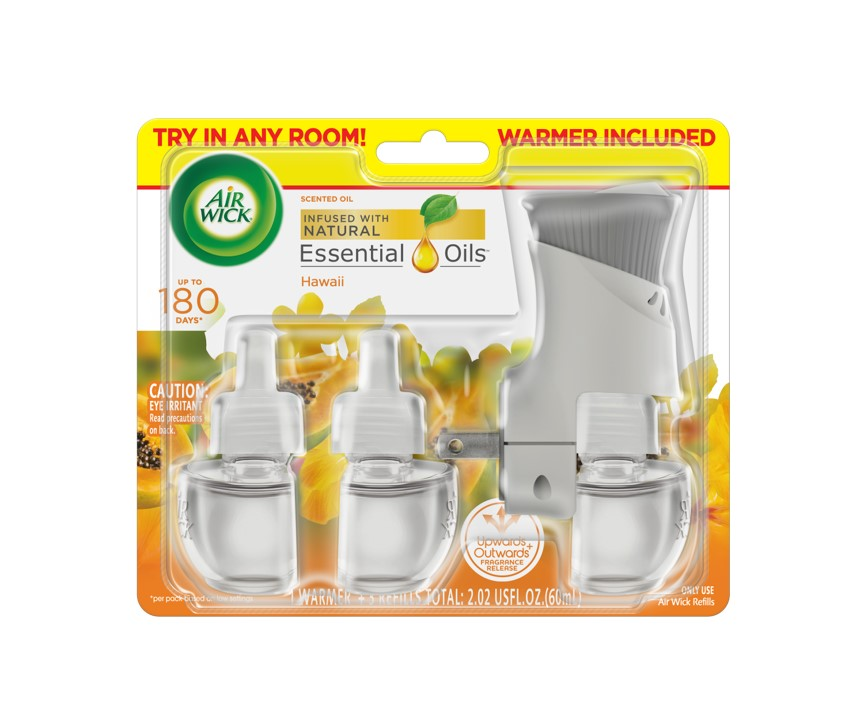 AIR WICK® Scented Oil - Hawaii - Kit