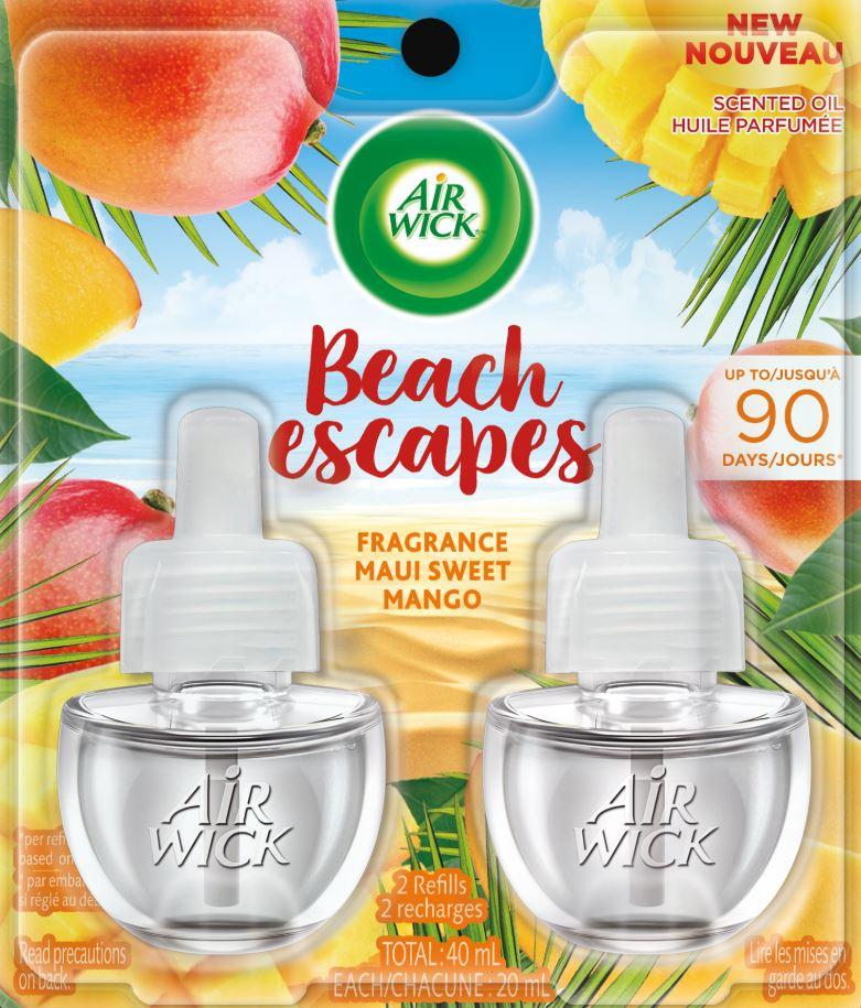 AIR WICK® Scented Oil - Maui Sweet Mango (Canada)