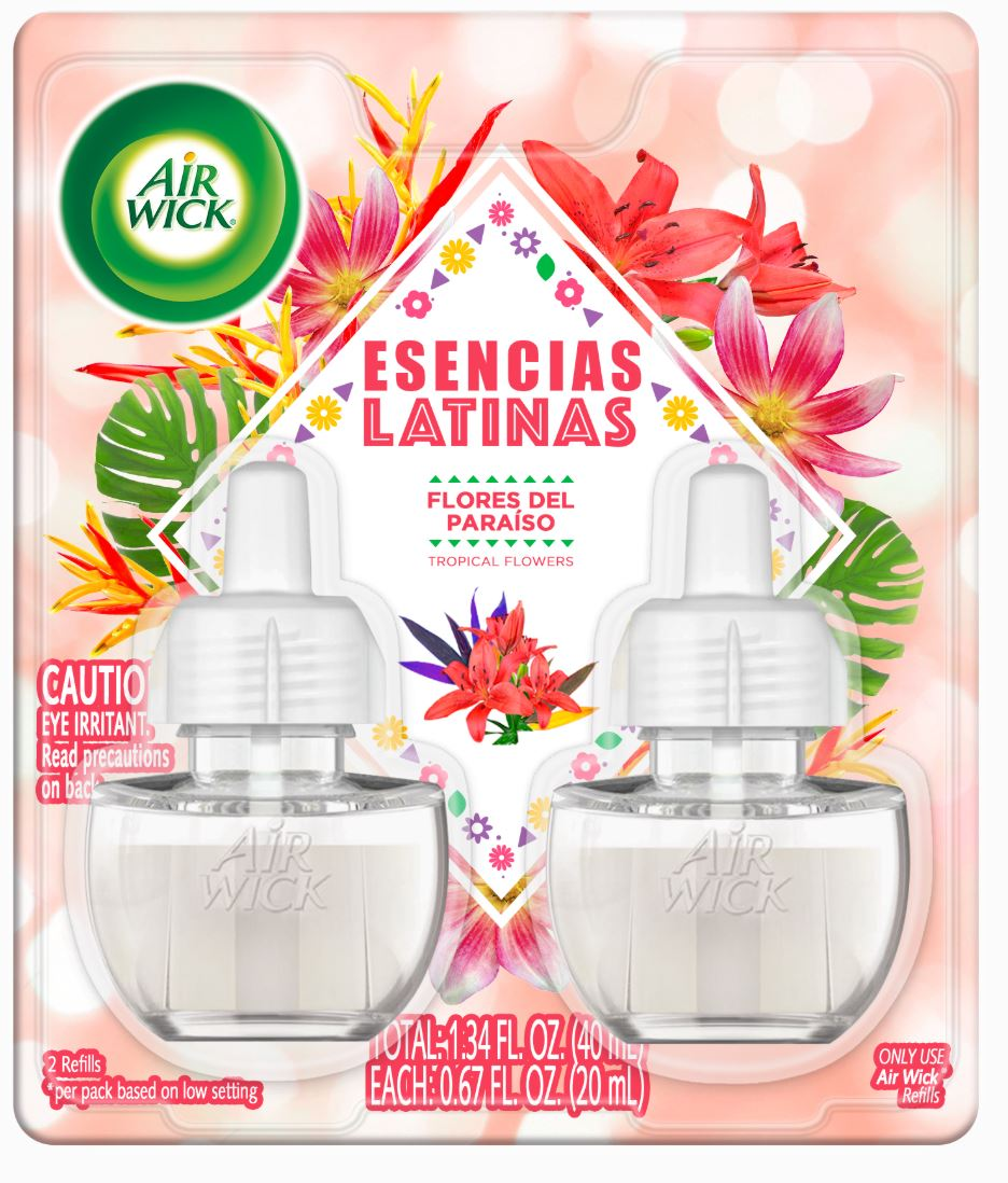 AIR WICK® Scented Oil - Essencias Latinas Tropical