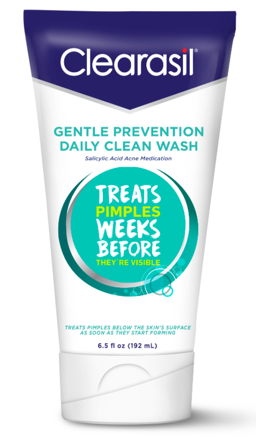 CLEARASIL Gentle Prevention Daily Clean Wash Photo